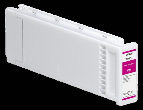 Epson Cartridge T8003 UltraChrome Pro vivid magenta