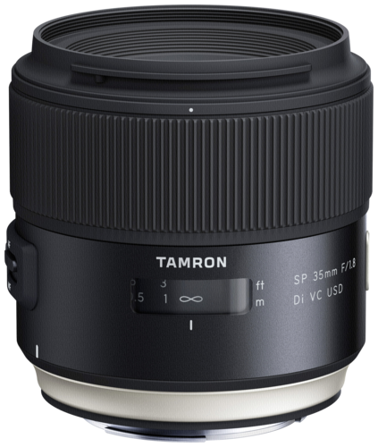Tamron SP AF 35mm f/1.8 DI USD Sony