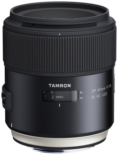 Tamron SP AF 45mm f/1.8 DI USD Sony