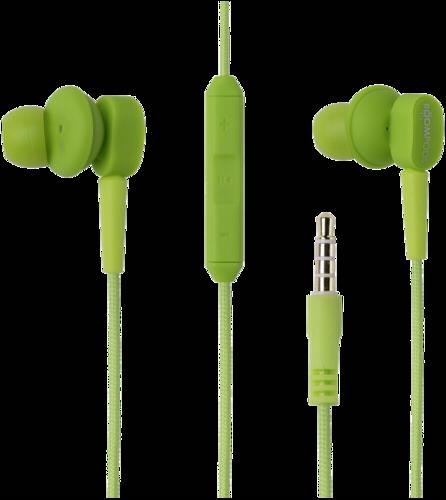 Boompods Earbuds MFi green