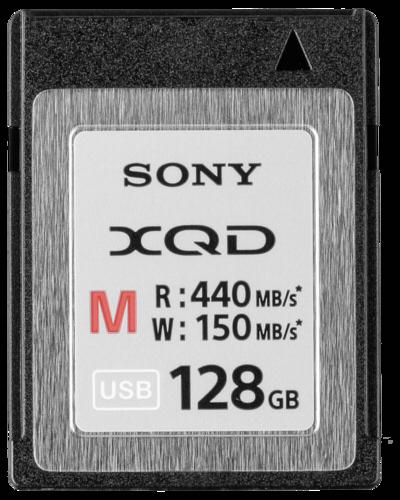 Sony XQD Memory Card M 128GB 150MB/s
