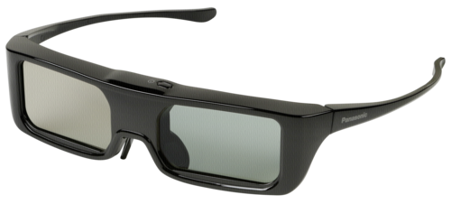 Panasonic TY-ER3D6ME Active 3D Glasses Bluetooth