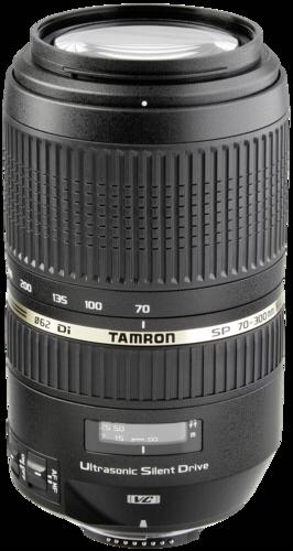 Tamron SP 70-300mm f/4.0-5.6 DI VC USD Nikon