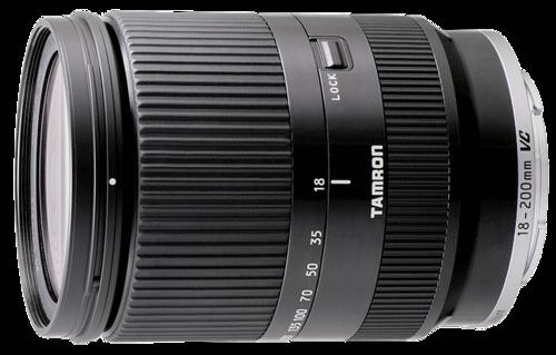 Tamron 18-200mm f/3.5-6.3 DI III VC NEX Black