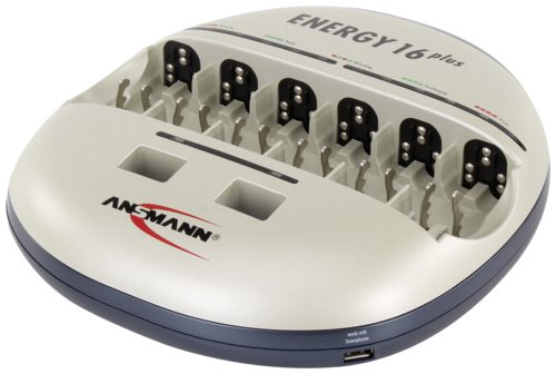 Ansmann Energy 16 Plus