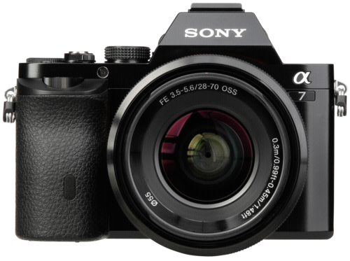 Sony Alpha 7 Kit SEL 28-70mm