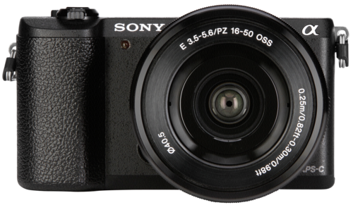 Sony Alpha 5100 Kit SEL-P 16-50mm Black