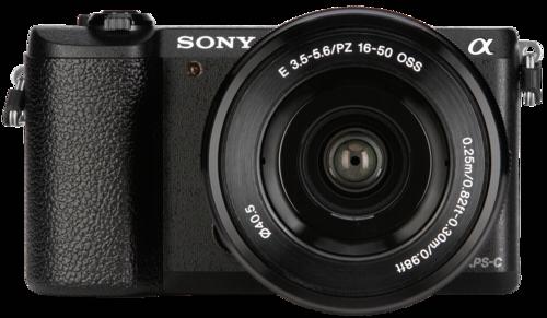 Sony Alpha 5100 Kit SEL-P 16-50mm Black