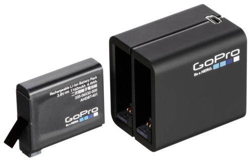 GoPro HERO4 Dual Battery Charger + Battery