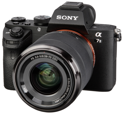 Sony Alpha 7 Mark II Kit +