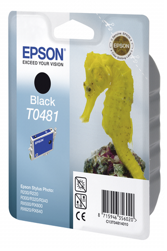 Epson Cartridge T0841 black