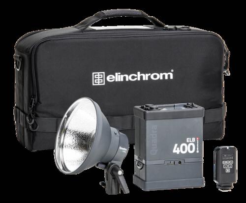 Elinchrom ELB 400 Pro to go