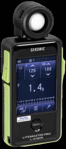 Sekonic L-478DR-PX Litemaster Pro Phottix