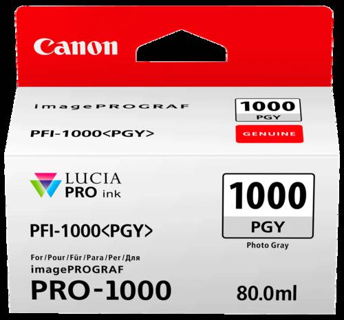 Canon PFI-1000 PGY Photo Grey