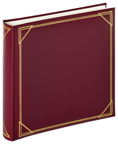 Walther Standard wine red - 100 pages