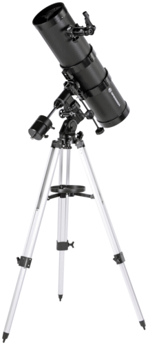 Bresser Pollux 150/1400 EQ mirror telescope carbon design