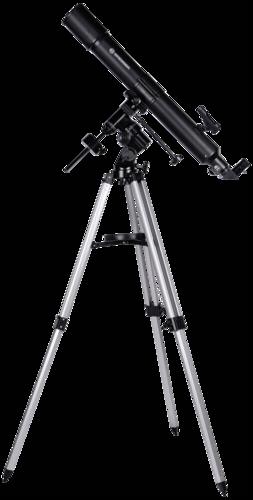 Bresser Quasar 80/900 EQ telescope lenses carbon design