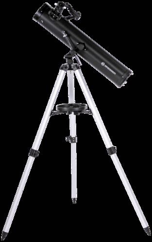 Bresser Venus 76/700 AZ mirror telescope carbon design
