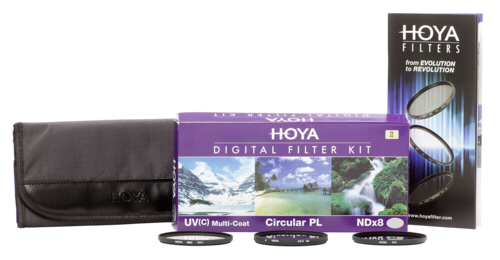 Hoya Introductory Filter Kit 58mm