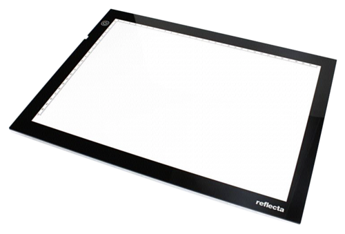 Reflecta light panel A4
