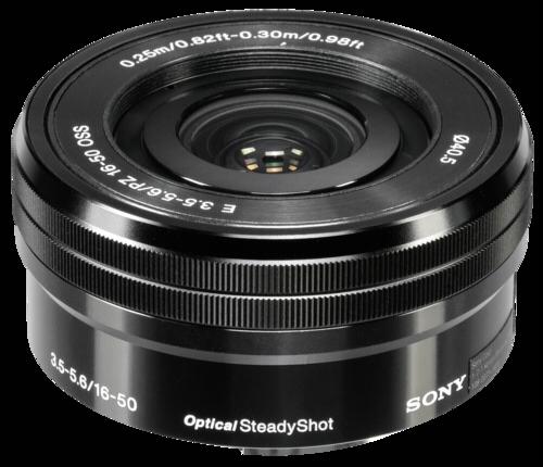 Sony E-Mount 16-50mm f/3.5-5.6 Silver