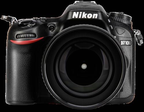 Nikon D 7100 Kit 18-105mm VR