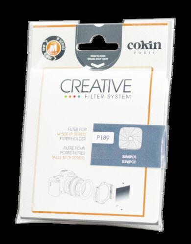 Cokin P189 Sunspot Resin Filter