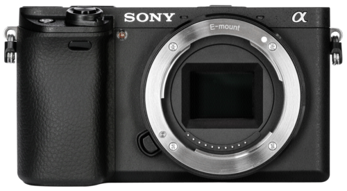Sony Alpha 6300 Body Black