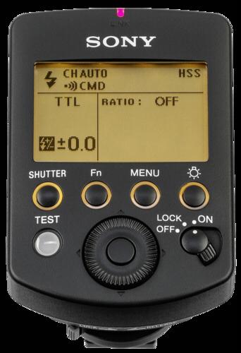 Sony FA-WRAC1M wireless radio commander
