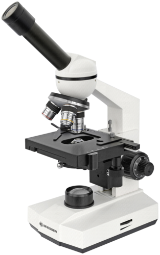 Bresser Erudit Basic 40x-400x Mono Microscope (23)