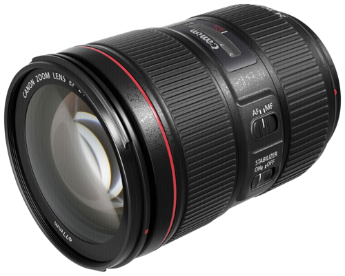 Canon EF 4,0/24-105 L IS II USM