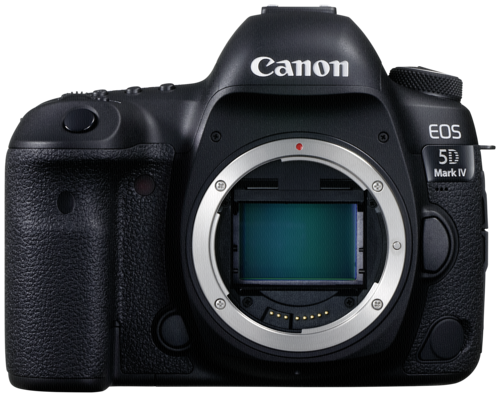 Canon EOS 5D Mark IV Kit 24-70mm f/4L