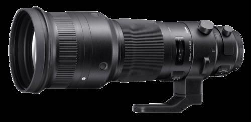 Sigma 500mm f/4 DG OS HSM Sport Nikon