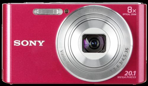 Sony DSC-W 830 Pink
