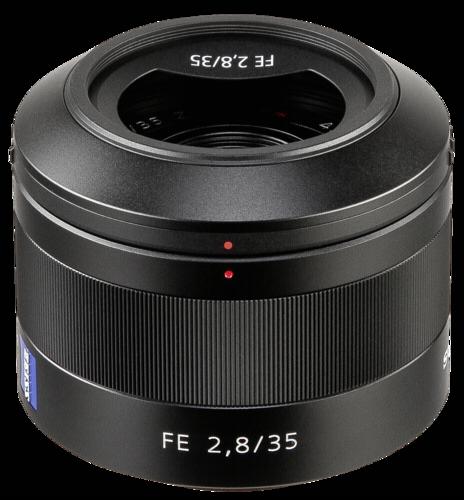 Sony E-Mount 35mm f/2.8