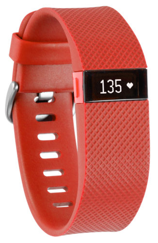 Fitbit Charge HR small orange