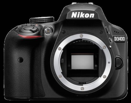 Nikon D 3400 Body Black