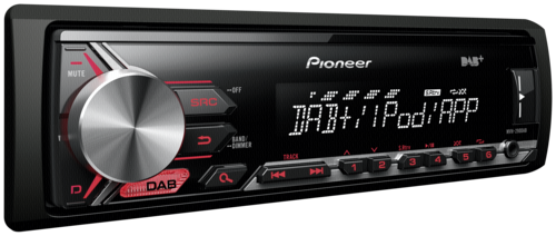 Pioneer MVH-290DAB