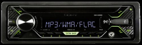 Sony CDX-G1202U green