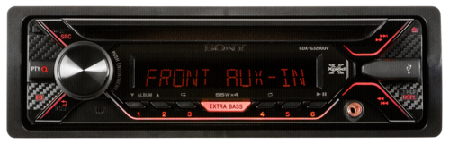Sony MEX-M100BT Marine