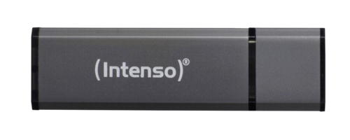 Intenso Alu Line 8GB USB 2.0 anthracite