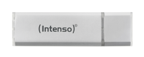 Intenso Alu Line 64GB USB 2.0 Silver