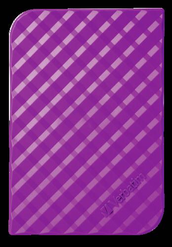 Verbatim Store n Go 2.5 1TB USB 3.0 Gen 2 purple
