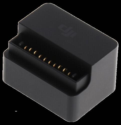 DJI Mavic Battery on Power Bank Adapter P2