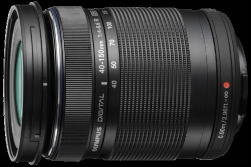Olympus M.Zuiko ED 40-150mm f/4.0-5.6 R Black