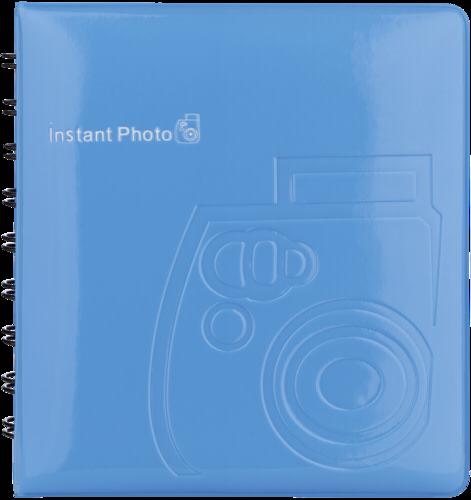 Fujifilm Instax Mini photo album Blue