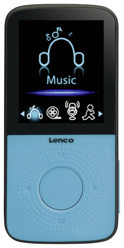 Lenco Podo 153 blue