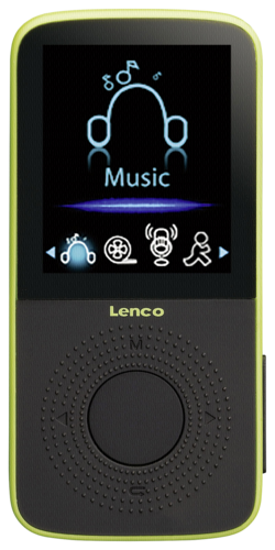 Lenco Podo 153 lime