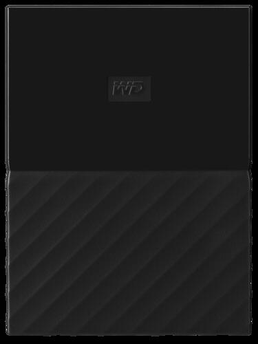 Western Digital WD My Passport 1TB HDD black