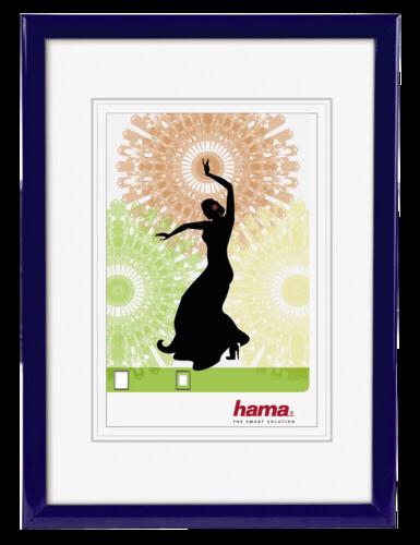 Hama Madrid Plastic 30x45 blue